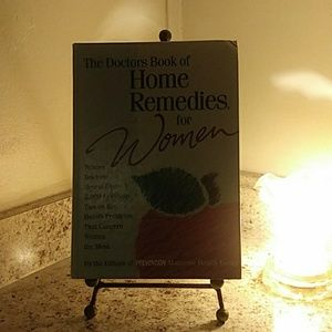 A Doctor's Book of Home Remedies for Woman